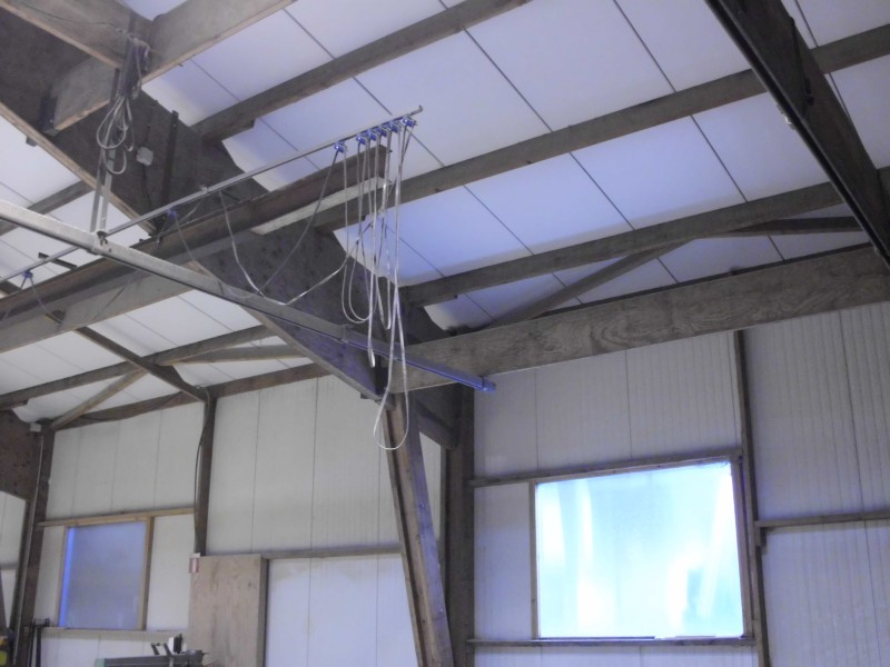 Productions constructions boulay - Assemblage lamelle colle ...